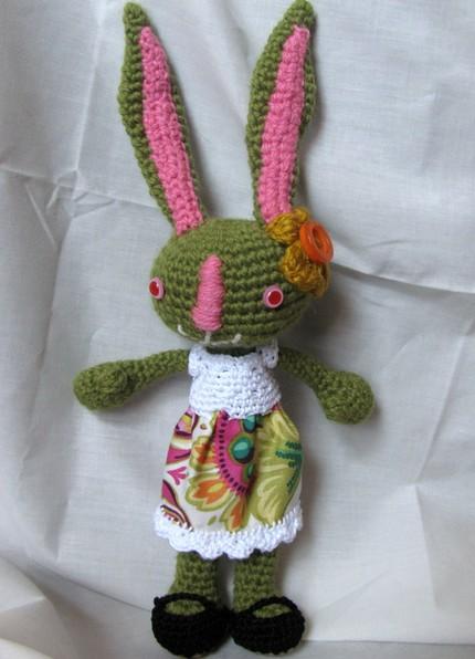 Amigurumi Tavşan Cracker Bunny - n11.com   596x430