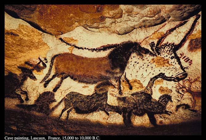 Cave-painting-lascaux