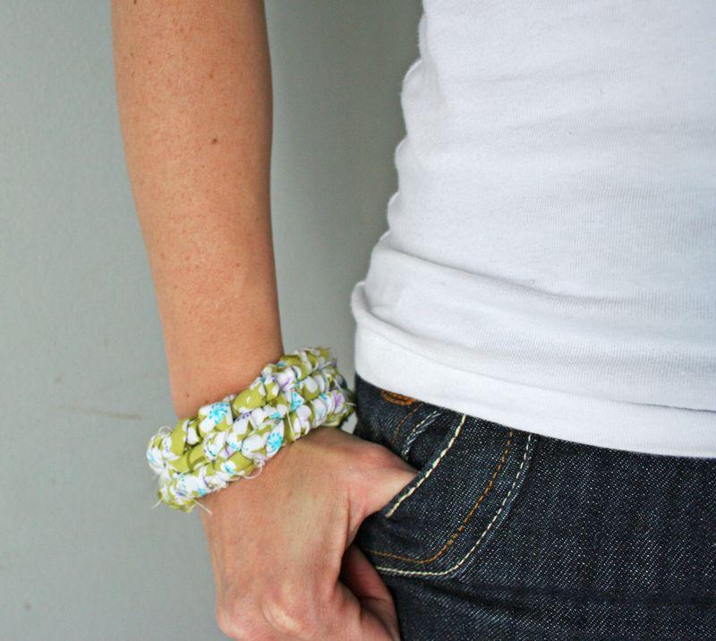 Bracelet fabrid